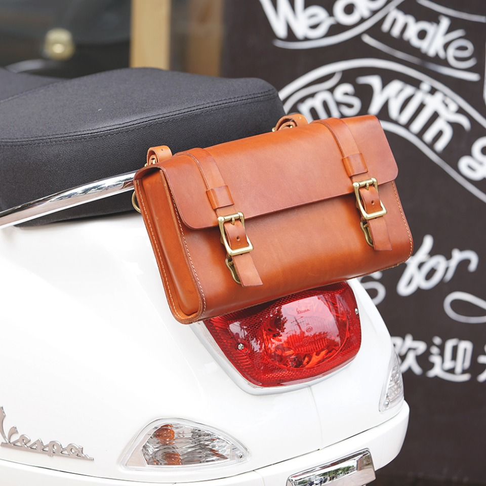 가죽공방 헤비츠 : Hevitz 990 bikers bag dxson